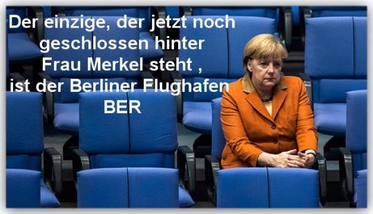 BER steht hinter Merkel