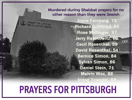 prayers for pittsburha